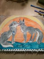 For lone wolf by MiyukatheDemonWolf