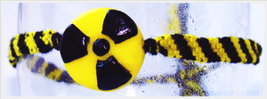 Radioactive trefoil by vivel