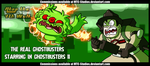 AT4W: The Real Ghostbusters - Ghostbusters II by MTC-Studio