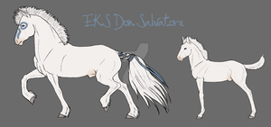 EKS Don Salvatore (Need A Home) by Vexlovely