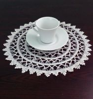 hand made doily by lagrimadejarjayes