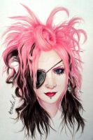 Koichi Mejibray by BlueBerry-is-cute