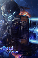 Dead Space Vertical by Synthasion