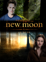 New Moon Poster 4 by jessdcma