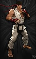 RYU by 3dsquid
