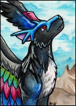 ACEO - MoA by jrtracey