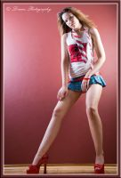 Red Shoes by DreamPhotographySyd
