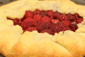 Raspberry galette 3 by patchow