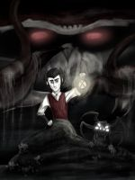 [Sunless Sea/Don't Starve] Turn. Around. by dragonunderthestairs