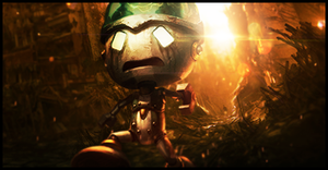[LoL Signature Series] Sad Robot Amumu by KayaLesca