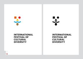 Cultural diversity_logo by B-positive