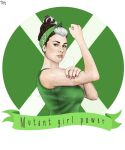 Rogue The Riveter by LeeMinKyo