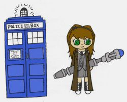 I'm gonna be The Doctor by blacklilly5150