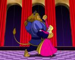 Beauty and the Beast by BennytheBeast