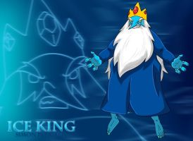 The Ice King by Memphiston