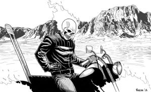 Ghost Rider 2 by Deviator77