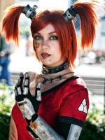 GAIGE (BORDERLANDS 2) TEST by NA0I