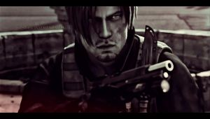 Leon S. Kennedy - Damnation:D by Keyre