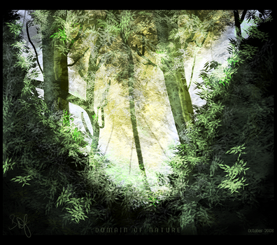 Domain of Nature by Darkaan