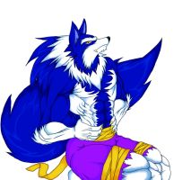 Fanart Jon Talbain 2 color ver by WolfAli