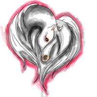 silver heart by lipazzaner