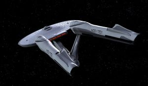 Star Trek XI Enterprise 2 by Hatvok