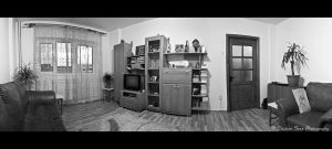 Interior II - Panoramic by joanchris