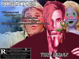 Stingy Toes Thearetical Poster by AmyToes