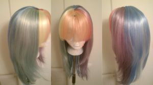 Rainbow Dash Wig by RabbitTales