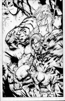 joe mad kazar splash by TonyKordos