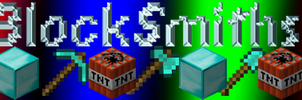 Banner for BlockSmiths by CorkinKid