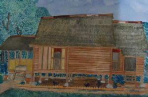 Malay Tradisional House by Hafique84