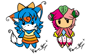 Adoptables 1 (CLOSED) by Rika-Pika