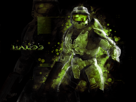 Halo 3 x360 fans by Scash