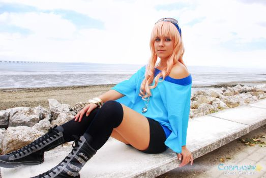 Sheryl Nome Star Date by TheMikiMikiChan