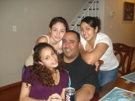 Eric And His Angels by judithcrespo