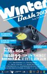 Winter Bash 2013 Poster by mario0357