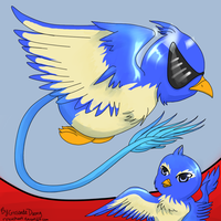 Neopets: Alae_of_the_Sky by Ryuuchan4