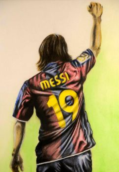 messi by oaxaca3