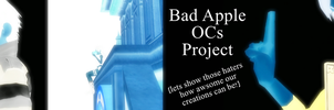 Bad Apple OCs PROJECT [preview] by sophloulou