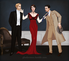 Lady Mary by GlenLorence