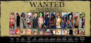Thirteen Pirates - TEAM MONTO by Frannx