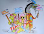 The Protest by pokemonka225dw