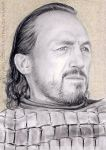 Jerome Flynn miniature by whu-wei