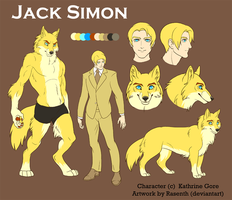 Jack Simon Character Sheet by rasenth