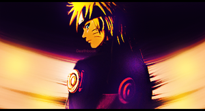 Naruto Signature Smudge by DeathB00K