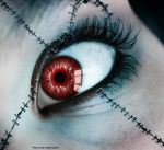All Stitched Up and No Place to Go by S-p-i-d-e-r-B-a-b-y