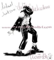 Michael Jackson Billie Jean by MonMJ