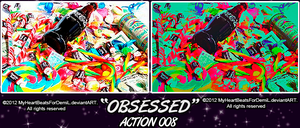 Obsessed Action by MyHeartBeatsForDemiL