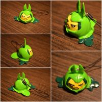 Swadloon - FIMO by Phileinia